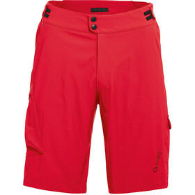 Gonso Rubin Bike-Shorts Herren fire